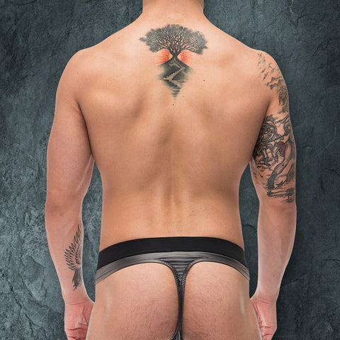 Male Power 445245 Iron Clad Thong