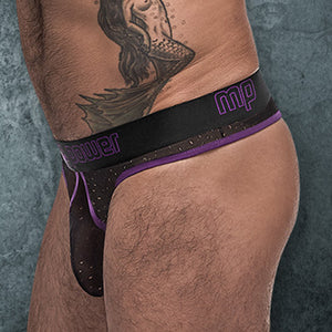 Male Power 461256 Airotic Mesh Enhancer Thong