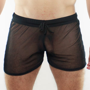 Mckillop CSME SHADE SHEER Mesh Shorts