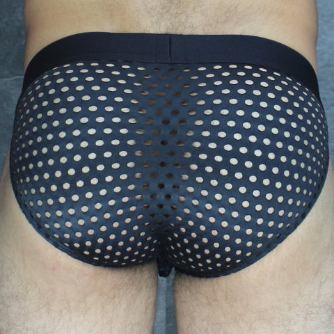 Mckillop WWHQ Tanga Brief Glory Lycra