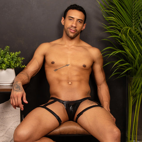 Miami Jock MJL018 Punisher G-String Strap