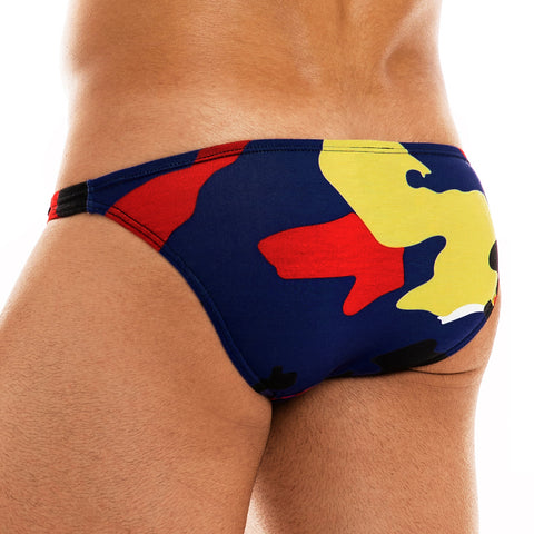 Modus Vivendi 02013 Camouflage Low Cut Brief