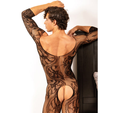 Secret Male SMC004 Bodystocking
