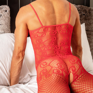 Secret Male SMC005 Bodystocking