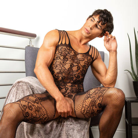 Secret Male SMC006 Bodystocking