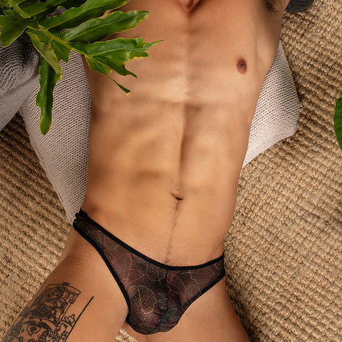 Secret Male SMK007 Feminine Thong