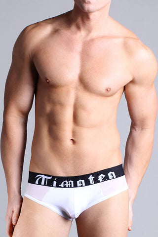 Timoteo UK1006  Luxury Mesh Athlete Jock