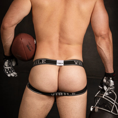 Virile VLU004 Double Support Jockstrap
