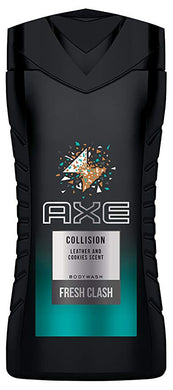 1HY - AXE SHOWER GEL COLLISION 250ML