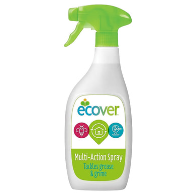 1CL - ECOVER BIO Multi action degreasing spray - Nettoyant universel dégraissant - 500 ml