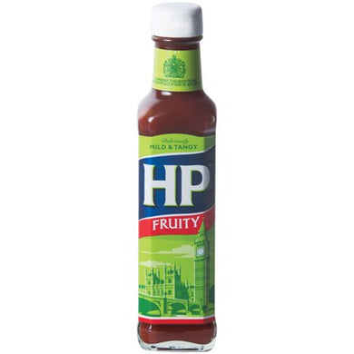 1SA - HP FRUITY SAUCE GLASS 255G