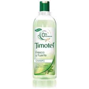 1HY - TIMOTEI Shampoo normal hair - Shampoing cheveux normaux - 400ml