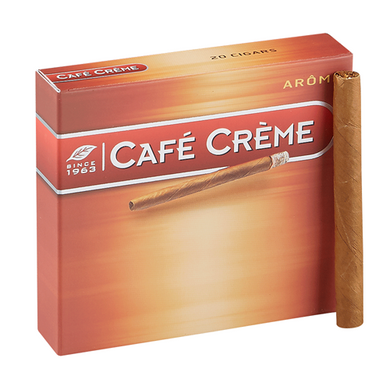 1TO - CAFE CREME COFFEE CIGARS X 10