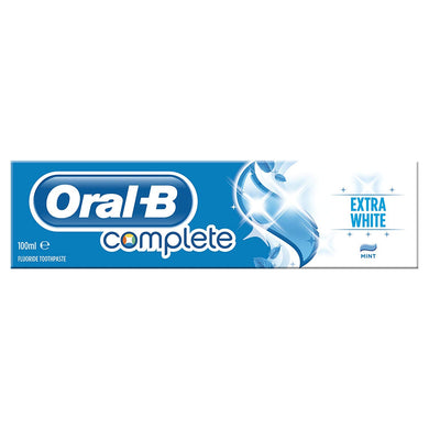 1HY - ORAL B COMPLETE WHITE TOOTHPASTE 100ML