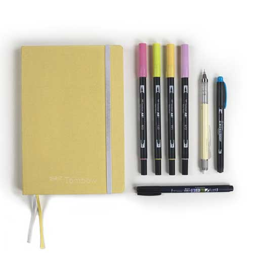 Set Creative Journaling Kit Bright