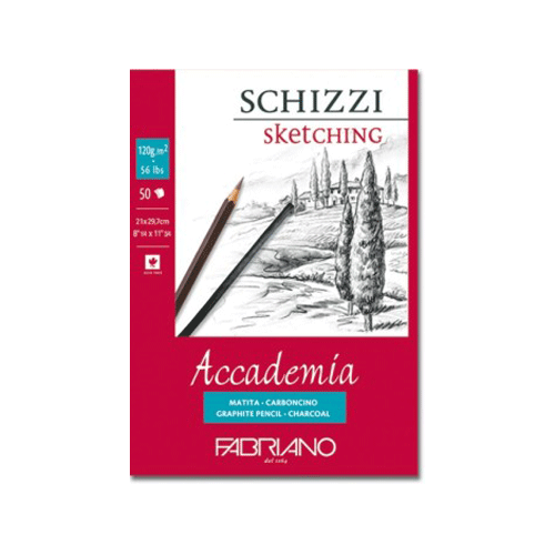 Bloc Accademia Sketching 120gr