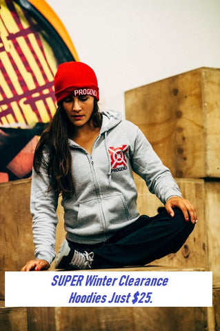 Men's and Ladies Progenex Hoodies