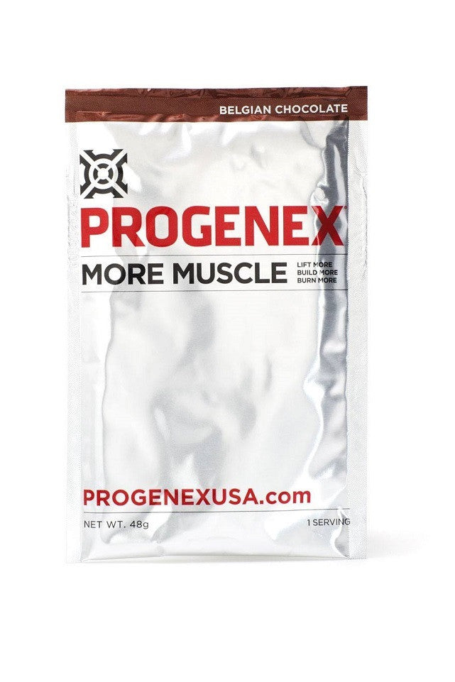 Progenex More Muscle Chocolate Singles I Whey Protein Powder I Australia