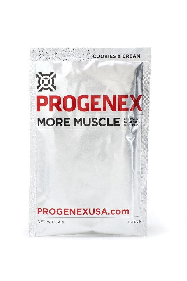 Progenex More Muscle Cookies singles I Whey Protein Powder I Australia