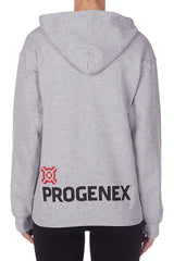 Men's and Ladies Progenex Grey Hoodie - CrossFit Apparel Australia