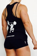 "Ladies Progenex ""Recover Strong"" racerback"