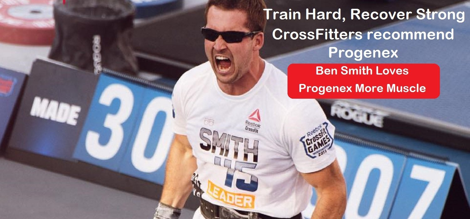 Brandon Swan, CrossFit Athlete, Progenex Cocoon casein protein supplement