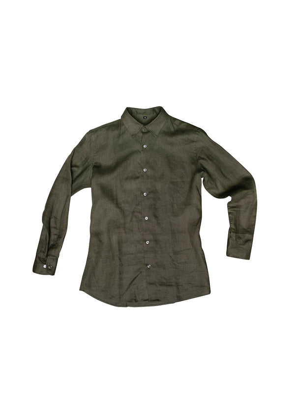 Safari Linen Shirt