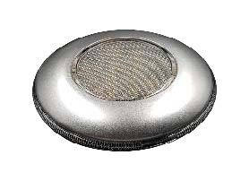 80mm Round Non-Switched Interior Caravan Light - LED