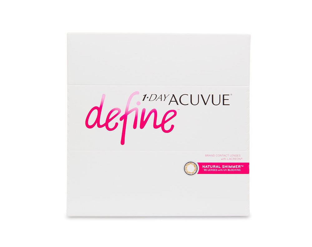 1-Day Acuvue Define (90-pack)