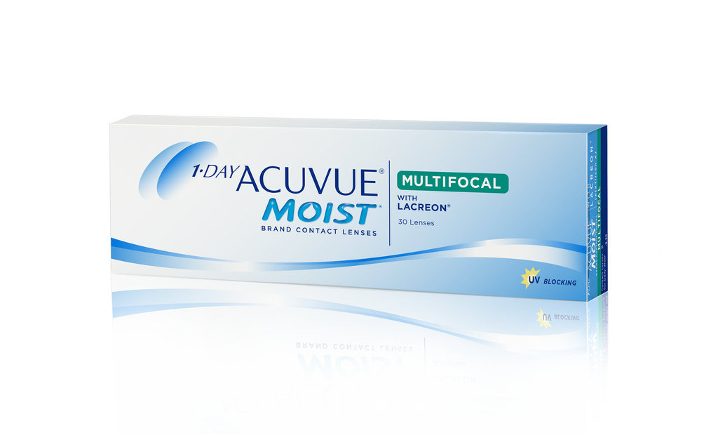 1-Day Acuvue Moist Multifocal (30-pack)