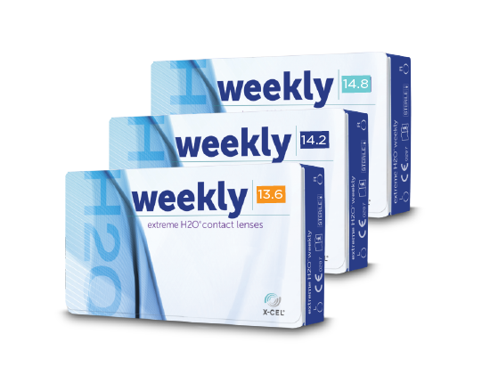 Extreme H20 Weekly (12-pack)