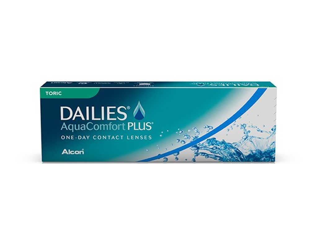 Dailies AquaComfort Plus Toric (30-pack)