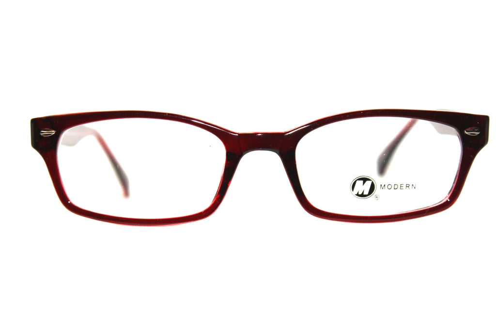 Modern Optical Heritage Burgundy