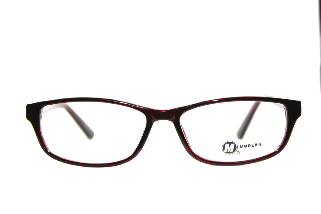 Modern Optical - Award Plum Eyeglasses (56mm)