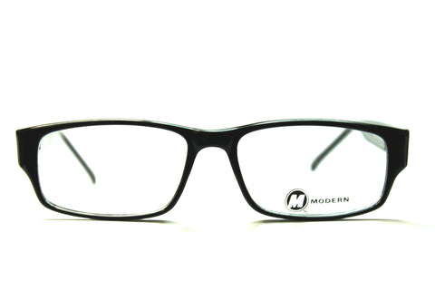 Modern Optical - Clout Black Eyeglasses (53mm)