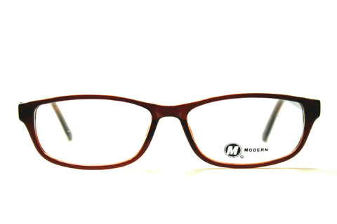 Modern Optical - Award Brown Eyeglasses (56mm)
