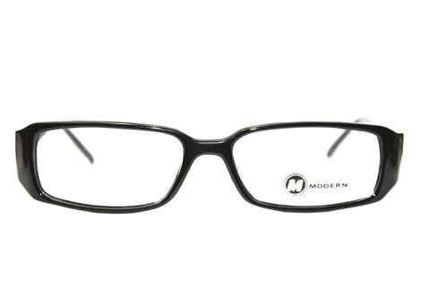 Modern Optical Exotic Black (52mm) Eyeglasses