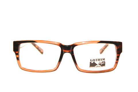 Gotham #204 Brown Stripe