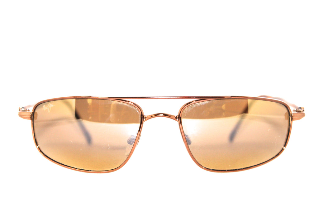 Maui Jim MJ 162-23 Kahuna (Metallic Gloss Copper)