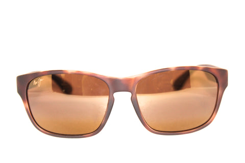 Maui Jim MJ H721-10MR Mixed Plate (Matte Tortoise Rubber)