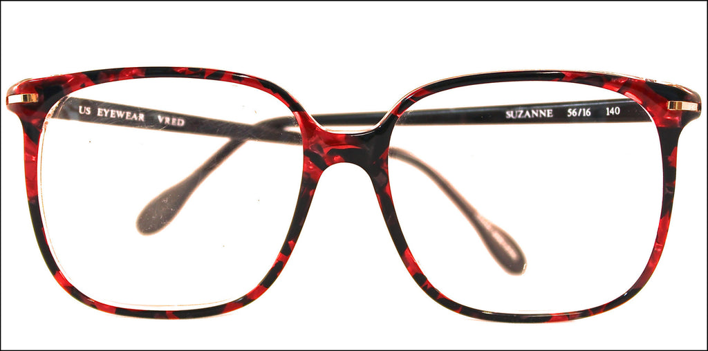 U.S. Eyewear - Suzanne RED