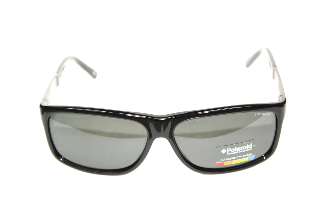 854e103bac7 Polaroid X8416 A BC5 1T Cat.3 Polarized Black Silver (59mm) Sunglasses