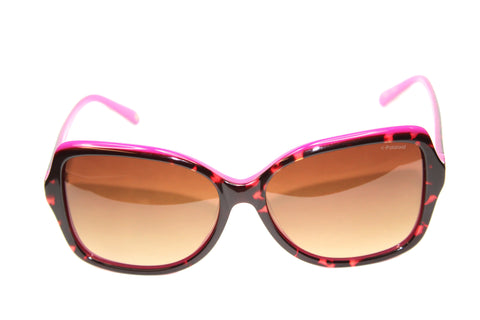 Polaroid X404C 0BM S7 Cat.3 Top Havana on Pink Polarized (59mm) Sunglasses