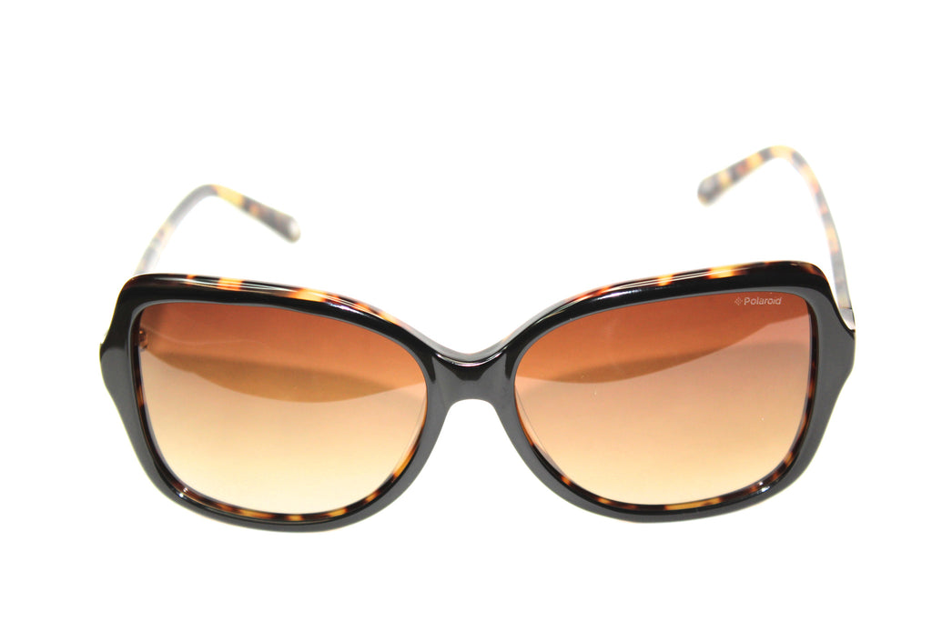 polarized sunglasses oversized women's summer eyewear havana tortoise 59mm