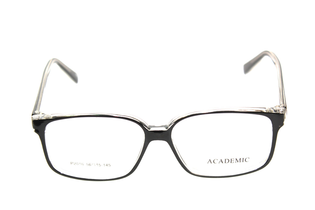 Academic - P2016 - Black/Clear