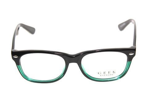 Geek Eyewear - Rad 09 - Black/Green