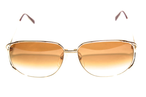 Chic Sunglasses Gold/Pink