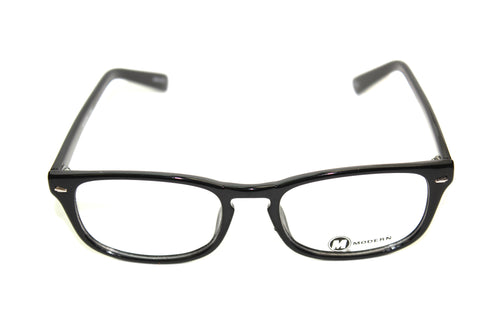 Modern Optical Lyric Black