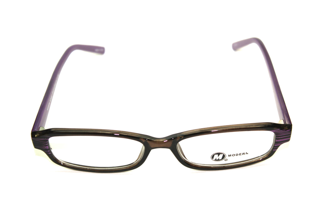Modern Optical Sunset Grey/Purple (51mm) Eyeglasses