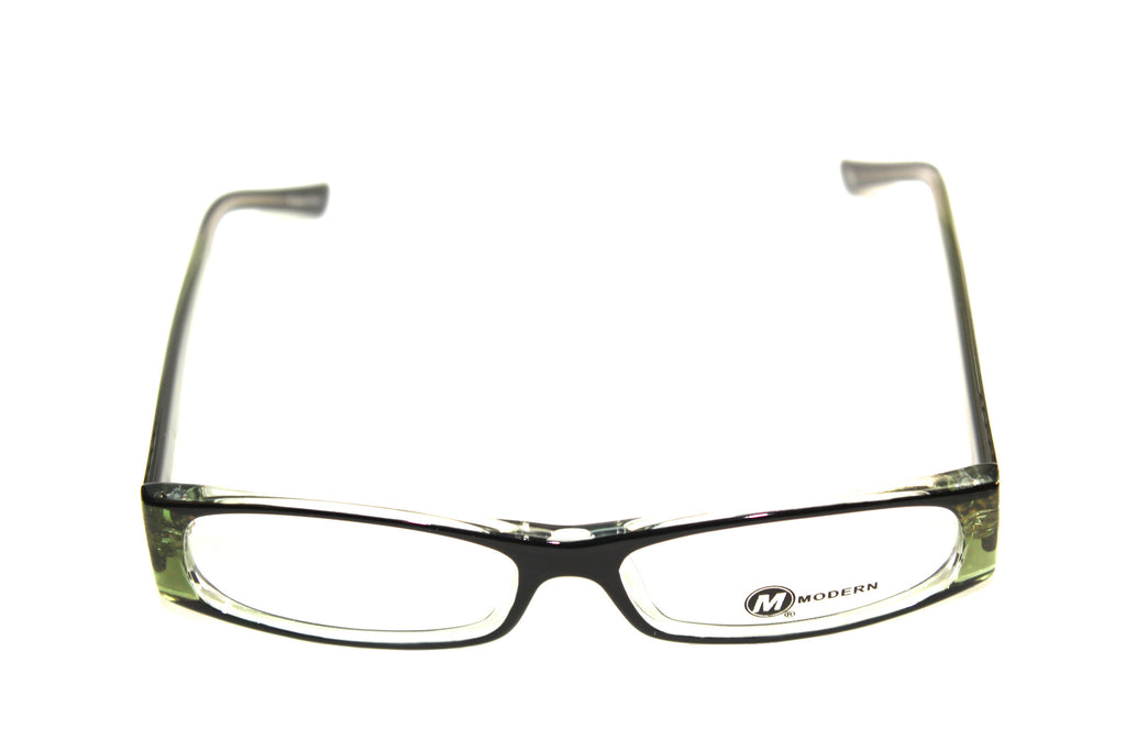 Modern Optical Sheer Black/Mint